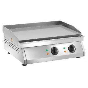 fry top elettrico professionale